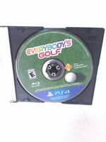 Everybody's Golf (Sony PlayStation 4, 2017) DISC ONLY Fast Shipping