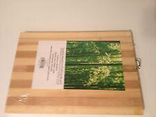 Quality Bamboo Cutting Board 9.5 x 13.25 x .625 or 9 1/2 x 13 1/4 x 5/8 (inches)