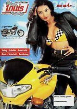Louis Katalog 2001 612 S. Motorradzubehör Motorrad-Bekleidung Helme Teile parts