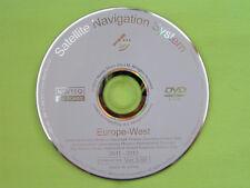 DVD NAVIGATION HONDA DEUTSCHLAND EUROPA 2012 CIVIC ACCORD CR-V CR-Z LEGEND V3.60