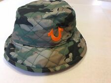 fb73f166 True Religion Bucket Hats Fitted for Men for sale | eBay