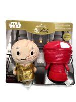 Hallmark itty bittys Supreme Leader Snoke & Praetorian Guard Star Wars Limited