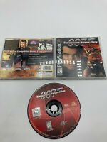 Sony PlayStation 1 PS1 CIB Complete Tested 007: Tomorrow Never Dies