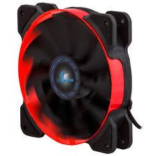 Kingwin 120x120mm Long Life Bearing PWM Fan (XF-012LBR-PWM - Red)