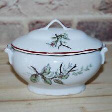 1950s Vintage Porcelain Gravy Boat Sauce boat USSR collection tableware Korosten