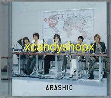 ARASHI 2006 album ARASHIC CD+DVD Japan Limited edition