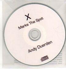 (CQ299) X Marks The Spot, Andy Duerden - DJ CD
