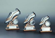 15 Figuren Fußball Fußball Schuh 12cm #187b (Pokal Pokale Gravur Turnier Pokale)