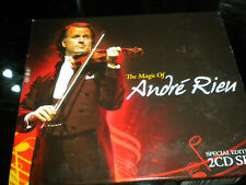 André Rieu - The Magic Of - Special Edition - 2CD Box Set - 29 Great Tracks