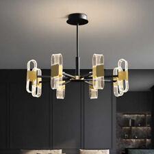 LED Ceiling Lights 3 Color Light Gold Chandelier Lighting Kitchen Pendant Light