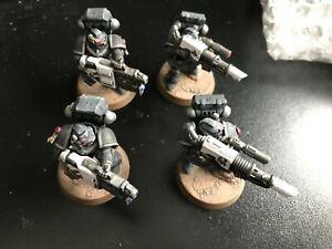 Warhammer 40k Space Marine Iron Hands Heavy Weapons
