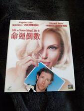 Life or Something Like It dvd 2 disc set staring Angelina Jole & Edward Burns