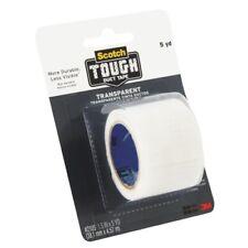 New listing Scotch Tough Transparent Duct Tape
