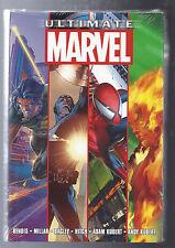 ULTIMATE MARVEL OMNIBUS VOL 1 HC 1st PRINT Spiderman FF X-Men 2015 OOP SEALED NM