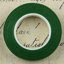 30yards Florist Green.Floral Stem Tape Corsage Buttonhole Stamen Wrap T-