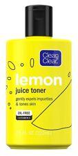 Clean & Clear Lemon Juice Toner 7.5 Ounce