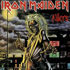 IRON MAIDEN - KILLERS: CD ALBUM