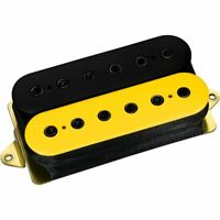 DiMarzio PAF Pro Humbucker Pickup - F-Spaced - Black Yellow
