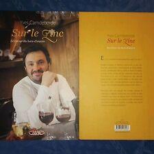 Yves CAMDEBORDE Sur le Zinc (bistrot cuisine comptoir) NEUF !