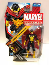 "Marvel Universe 3.75"" Series 4 Nighthawk Figure #18 Hasbro 2011"