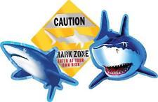 Shark Splash Cutout Assortment Pack of 3