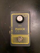 Dod Vintage Phasor 201 Effect Pedal Original 70's No Mods
