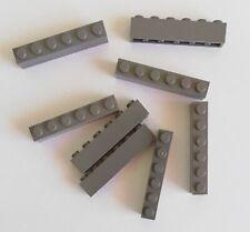 NUOVO COSTRUZIONI LEGO 30 x Giallo 1x2 Piastra con maniglia 48336