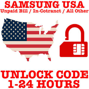 ATT PREMIUM UNLOCK CODE SERVICE FOR AT&T SAMSUNG GALAXY A51 A515U A11 A71 S10E