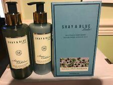 Shay & Blue Atropa Belladonna Eau de Parfum &  Body & Hand Wash & Lotion Duo