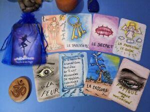 L'Oracle d'Annabella - Des Fées et des Anges - Extension de 19 cartes*