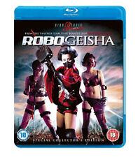 ROBO GEISHA - BLU-RAY - REGION B UK