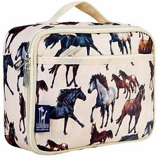 Children's Insulated Lunch Bag Horses, Horse Dream Lunch Box by Wildkin