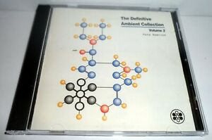 THE DEFINITIVE AMBIENT COLLECTION VOLUME 2 PETE NAMLOOK 1994 VARIOUS CD ALBUM