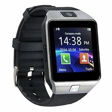 NEW W-09 1.54'Touch Screen Watch Phone Unlock Quad band Bluetooth cell Phone