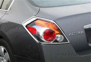 Tail Light Cover-S Putco 400863 fits 2007 Nissan Altima