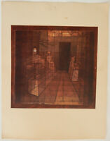 PAUL KLEE ORIGINAL LITHOGRAPH
