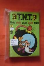 ALAN FORD-RACCOLTA GRUPPO TNT N°3  - contiene gli originali n°17-19-22-di MAGNUS