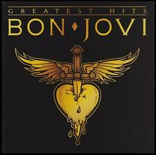 BON JOVI - GREATEST HITS CD ~ LIVIN ON A PRAYER~BED OF ROSES ~BEST OF JON *NEW*