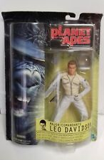 PLANET OF THE APES - Major Leo Davidson Action Figure Hasbro Sealed Retro 2001