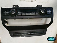 10 11 12 13 BMW X5 Climate Heater AC Control OEM 9279654