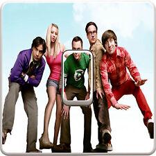 The Big Bang Theory Interrupteur De Lumière Vinyle Autocollant Décalque Pour Enfants Chambre à coucher #85