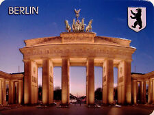 Berlin Brandenburger Tor Kühlschrankmagnet 3D Fridge Refrigerator Magnet 6x8 cm