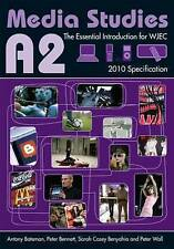 A2 Media Studies: The Essential Introduction for WJEC (Essentials)-ExLibrary
