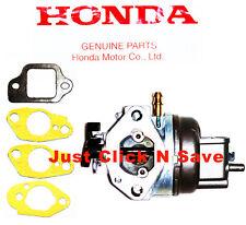16100-ZL8-803 HONDA GC160 Engines CARBURETOR & GASKETS 16100-ZL8-802 KIT SET NEW