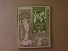 Oscar Wilde - Salomè - BUR - Grandi Illustrati - Prima edizione 1974 - Arbasino