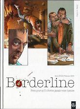 BD BAMBOO / EO / BORDELINE / TOME 4 - MARTYR--ROBIN/BERR