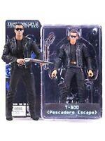 NECA Terminator T-800 New Action Figure Ultimate Deluxe Arnold Schwarzenegger