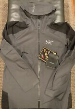 NWTs Arc'teryx Men's Rush LT Jacket. Gore-Tex Pro. X-Large. Black Pilot ($649)