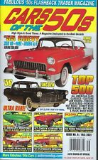 Auto Round UP Cars of the 50's  Issue # 6 Fall 2021