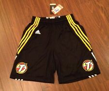 AUTHENTIC Tulsa Shock WNBA Game Shorts Women's XS New With Tags Skylar Diggins